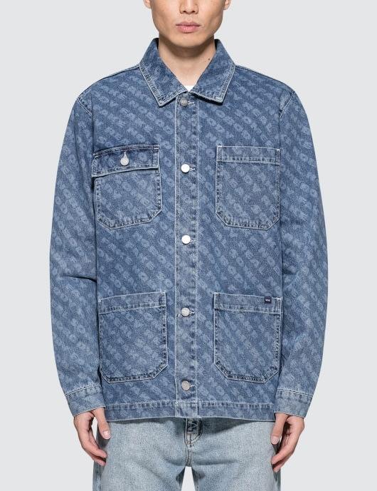 Wood Wood Ludo Jacket