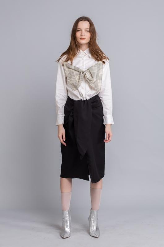 Shopatvelvet White Lad Shirt