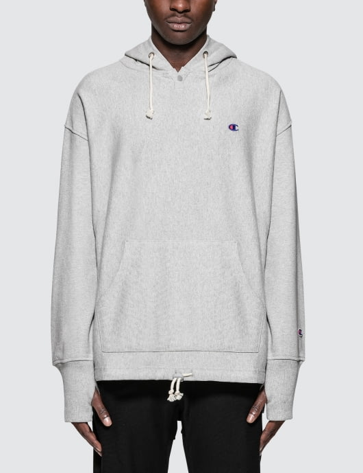 Champion Reverse Weave Beams x Champion Hoodie