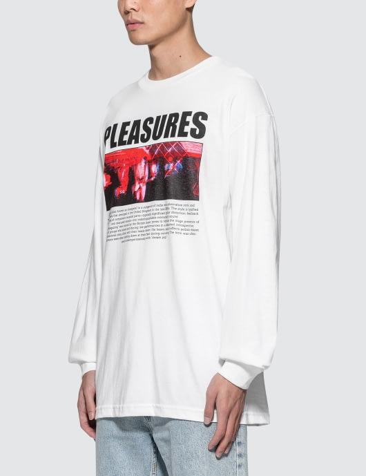 Pleasures Dream Pop L/S T-Shirt