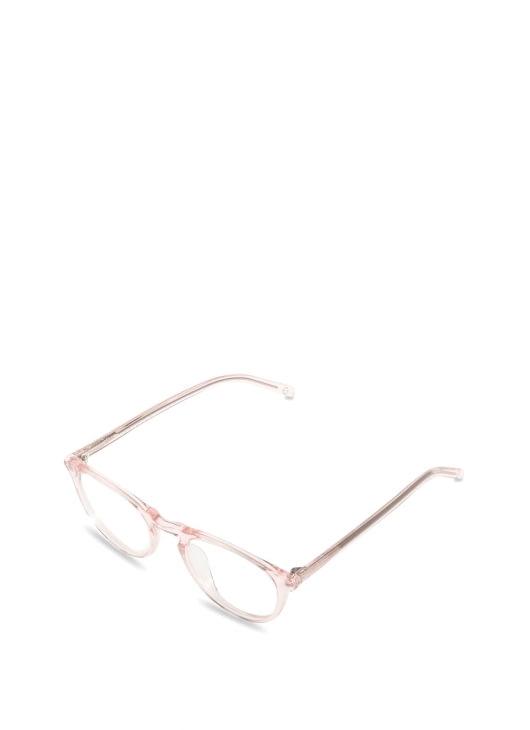 Bridges Eyewear Pink Crystal Vecchio Glasses
