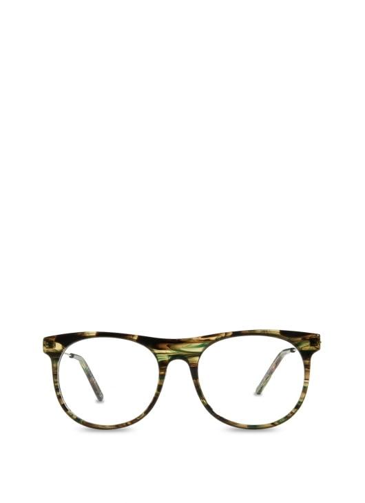 Bridges Eyewear Olive Tortoise Beverly Glasses