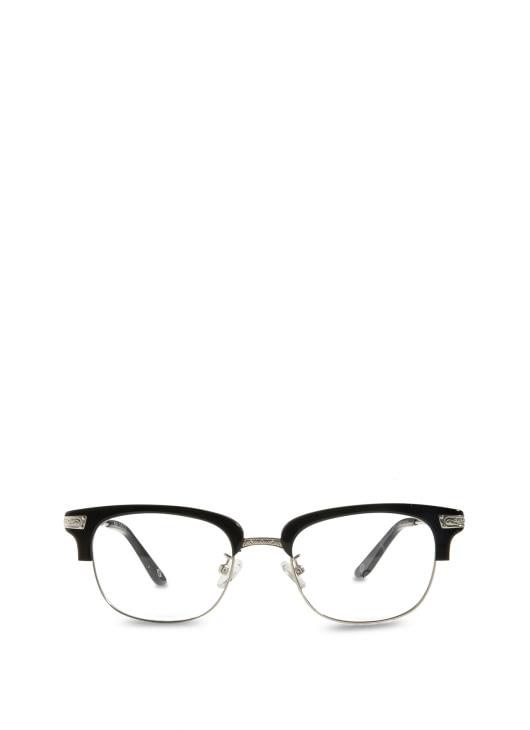 Bridges Eyewear Jet Black Lynn Glasses