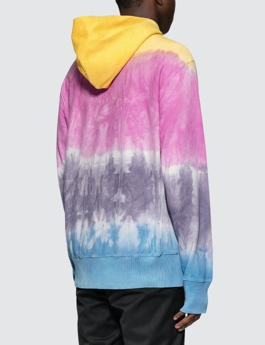 Champion Reverse Weave 68 Wave Tie-Dye Hoodie