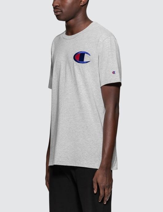 Champion Reverse Weave Big Logo S/S T-Shirt