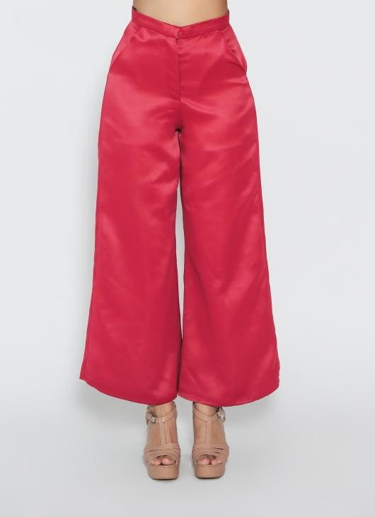 Jolie Red Morgana Pants