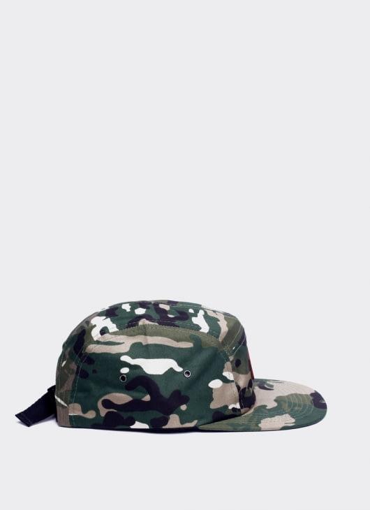 Cool Caps Green Camo Classic Mou Camp Cap