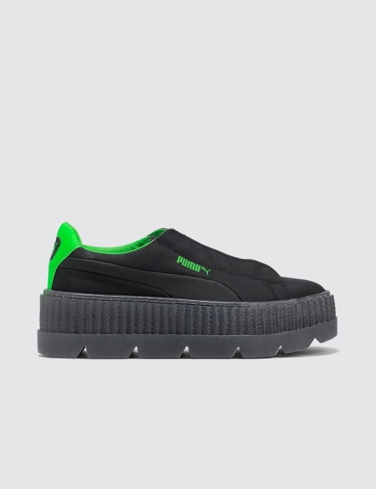 7d1ca5cc7 ... best price fenty puma by rihanna cleated creeper surf womens trainers  51900 2638f