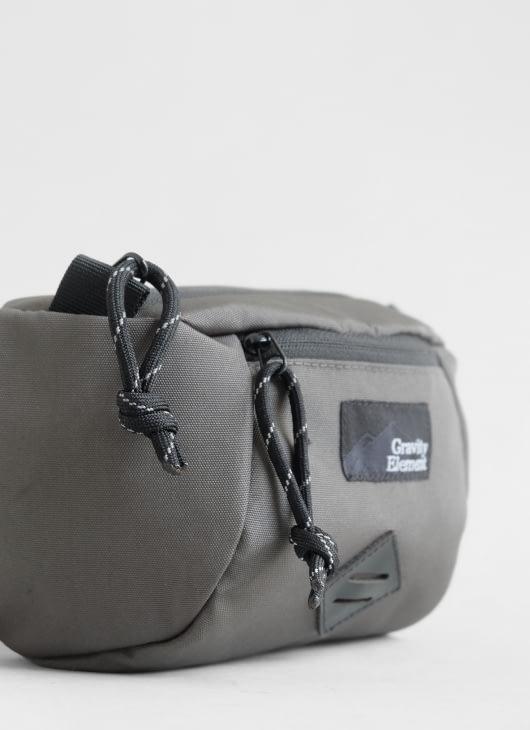 Gravity Element Gray Trip Small Sling Bag