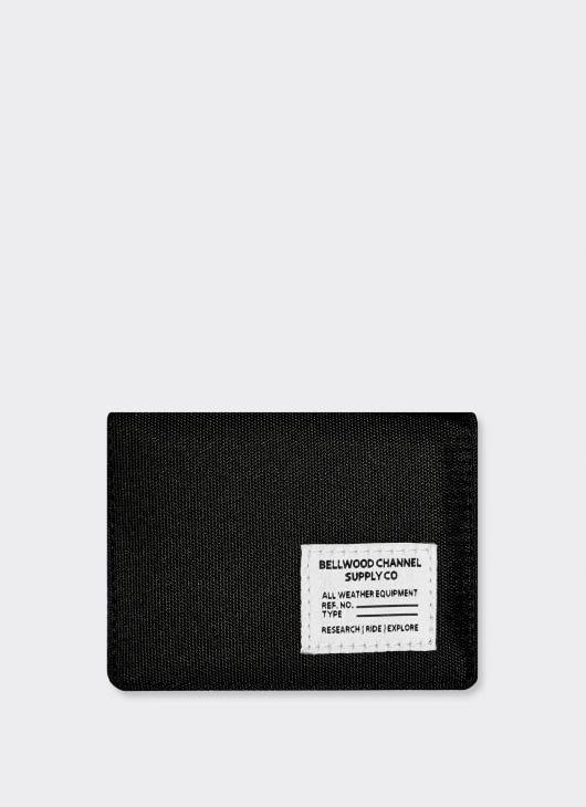 Bellwood Channel Black Volta Wallet