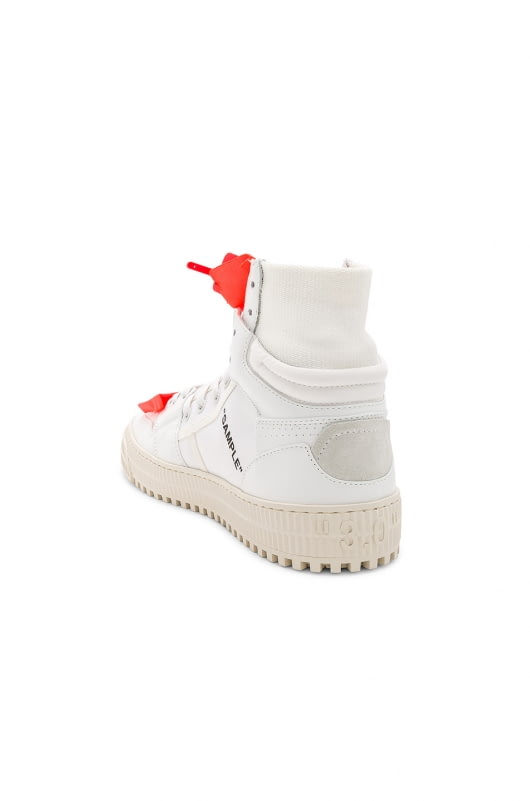 OFF-WHITE Low 3.0 Sneakers