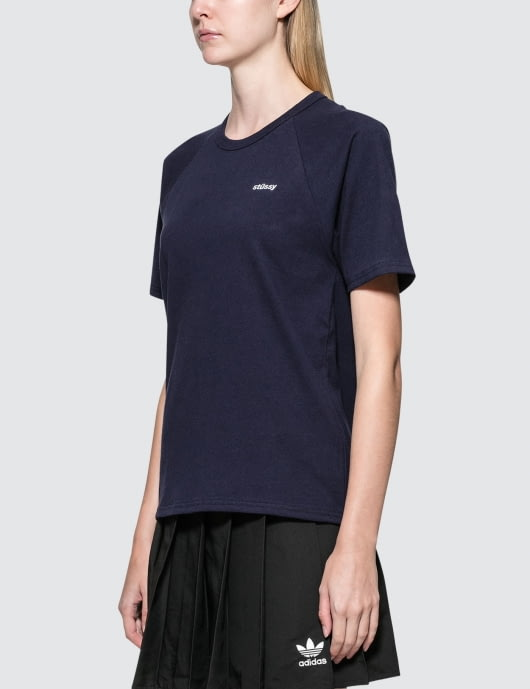Stussy Quinn Raglan T-Shirt