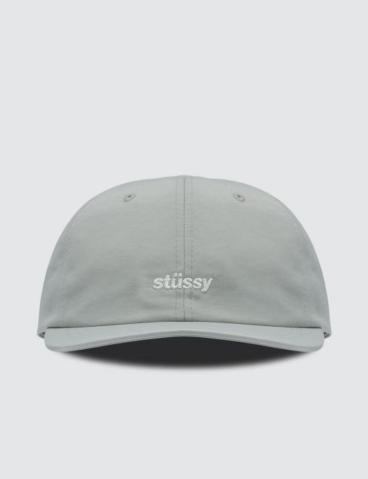 Stussy Helvetica Nylon Low Pro Cap