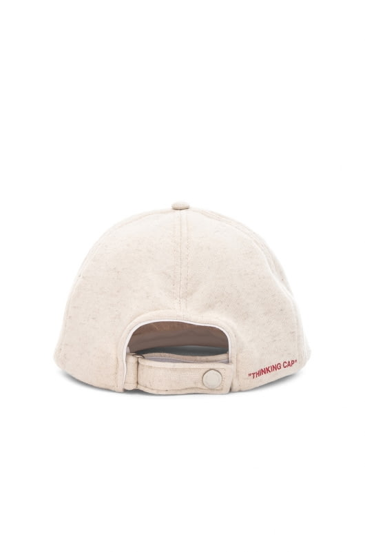 OFF-WHITE Woman Logo Cap
