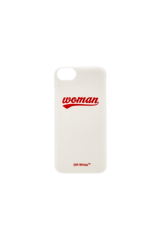 OFF-WHITE Woman Logo iPhone 7/8 Case