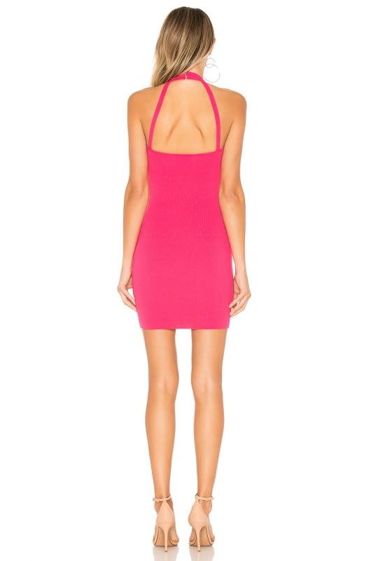 by the way. Victoria Deep V Mini Dress