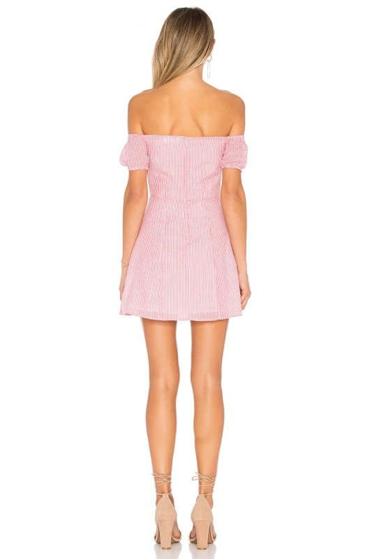 by the way. Leila Off Shoulder Dress