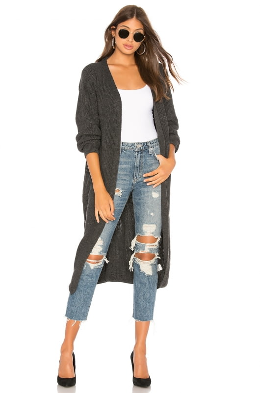 Lovers + Friends GILET LACE UP vLH2Mwb