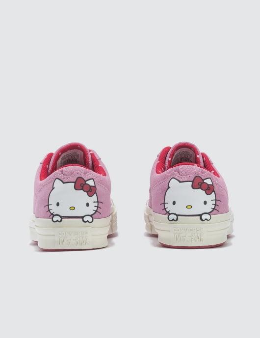 Converse Hello Kitty x  One Star