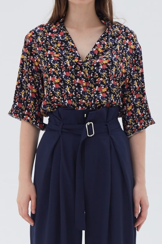 Shopatvelvet Clairvoyant Bowling Shirt