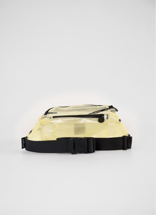 Scissors Paper Rock J13 WA'BEC Waist Bag - Yellow