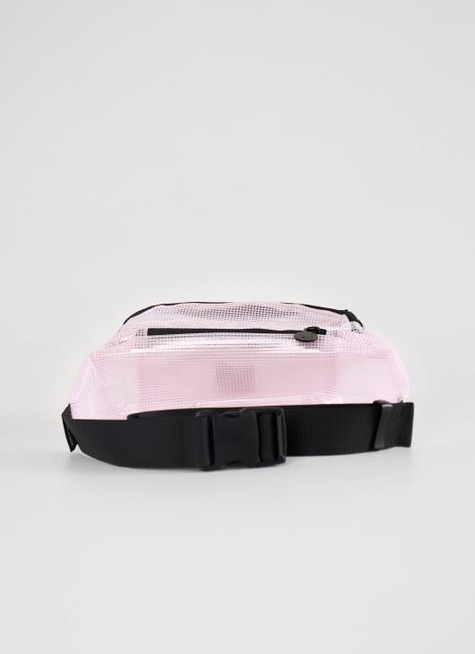 Scissors Paper Rock J13 WA'BEC Waist Bag - Pink