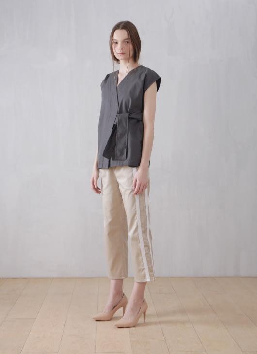 Wastu Scout Vest - Gray