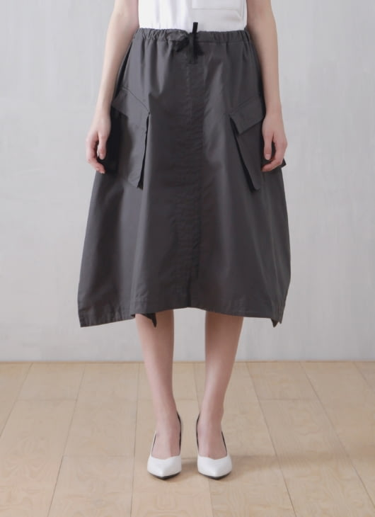 Wastu Tent Skirt - Gray