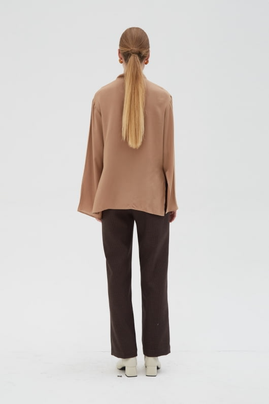 Shopatvelvet Lea Top Mocca