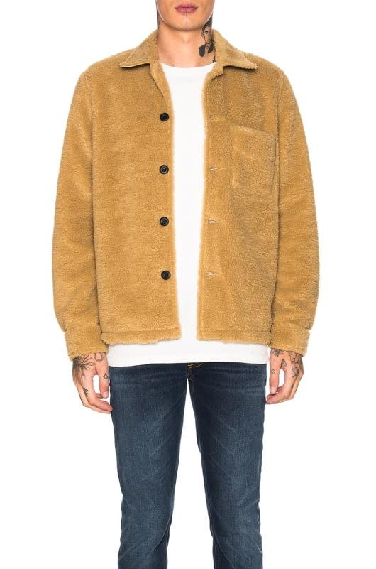 Nudie Jeans Sten Fleece Jacket
