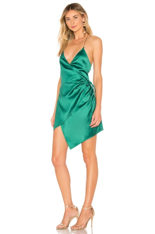 h:ours Valencia Mini Dress