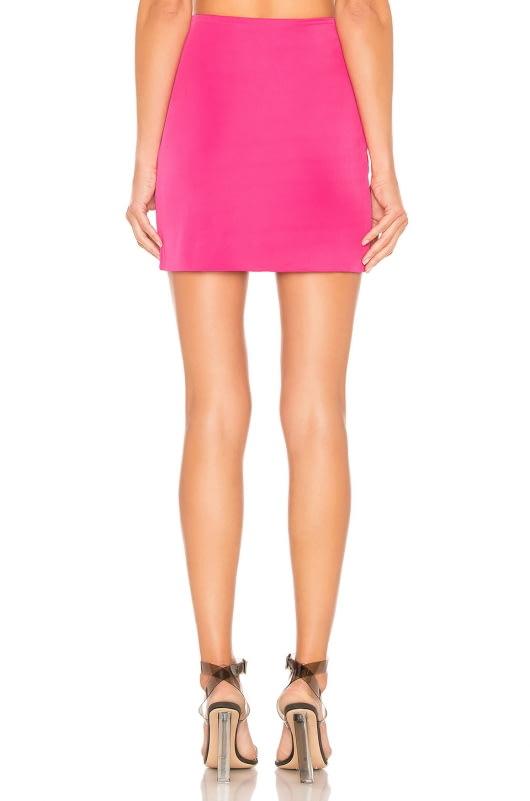 h:ours Asya Mini Skirt