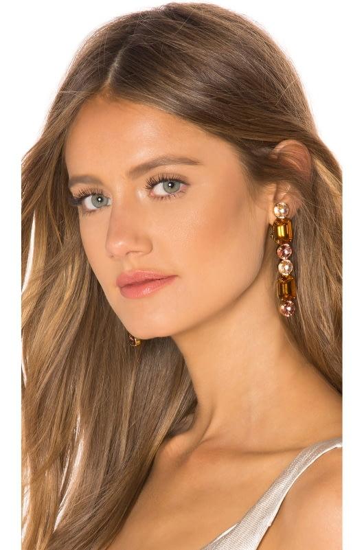 Jennifer Behr Giana Earrings