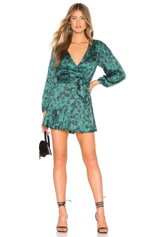 MAJORELLE Irene Mini Dress