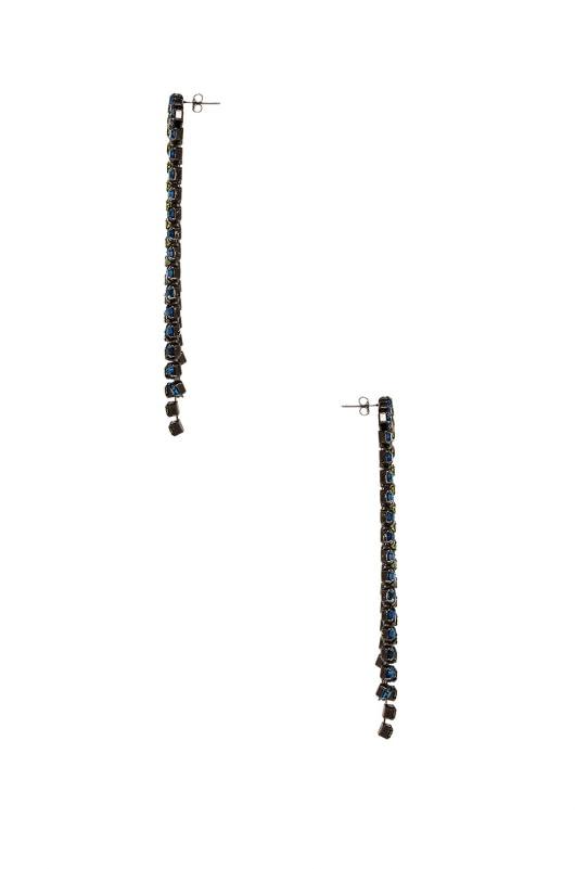 LARUICCI Crystal Earrings