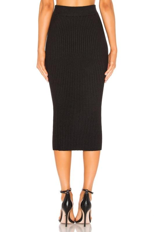 ELEVEN SIX Eva Sweater Skirt