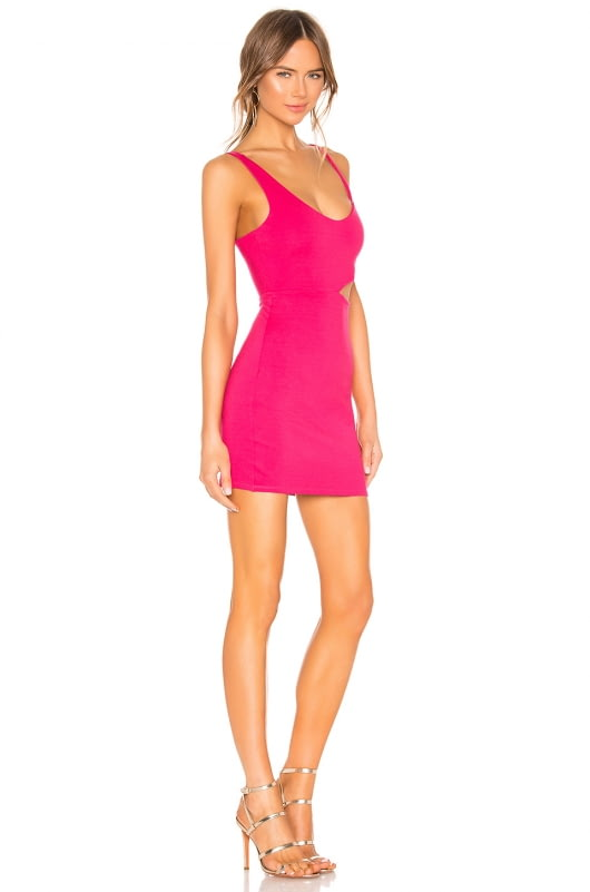 h:ours Lambert Mini Dress