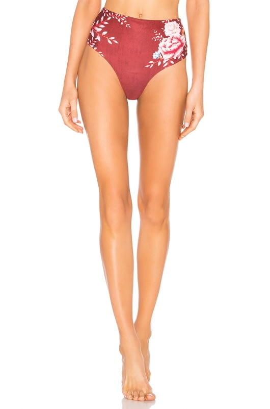 Agua Bendita Alicia Reversible Bikini Bottom