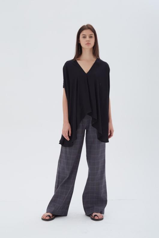 Shopatvelvet Demi Top Black