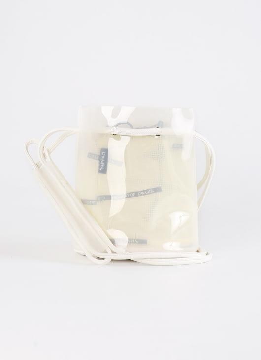 Scissors Paper Rock J04-BUCK'IST Bucket Bag  - Yellow