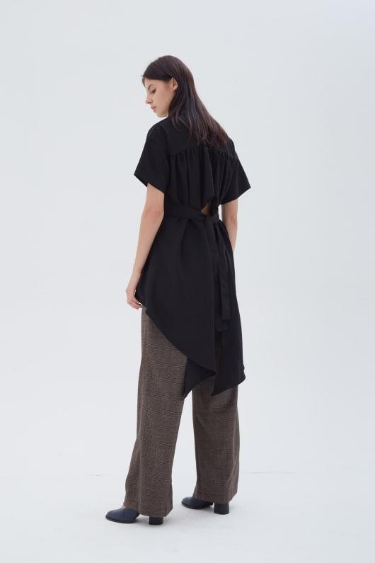 Shopatvelvet Moon Top Black