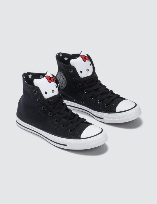 Converse X Hello Kitty Ctas Hi