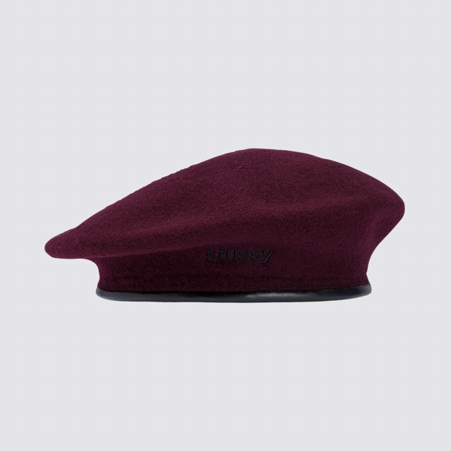 70bce81d39e86 Buy Original Stussy Military Beret at Indonesia