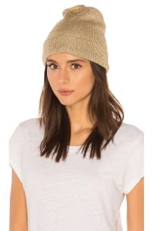 Yestadt Millinery Soho Metallic Knit Beanie