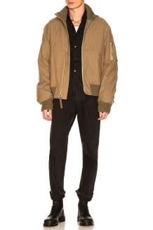 HELMUT LANG Re-Edition High Collar Bomber