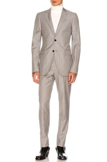 CALVIN KLEIN 205W39NYC Two-Button Suit
