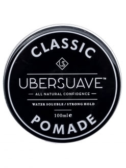 Ubersuave Ubersuave 2.0 Classic Hair Pomade Waterbased 100ml