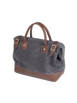 Wood&Faulk Wood&Faulk Carpenter Bag Cambrian Slate