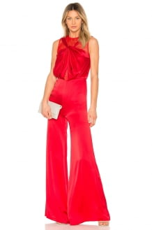 VATANIKA Draped Jumpsuit
