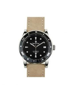 Coup De Coeur Coup De Coeur SGC Classic Timepiece Khaki Soft Leather